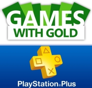 Games With Gold & PSN Plus